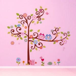 Бухалчета на дърво 3
