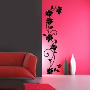 """Стикер за стена """"Флора 1"""""""
