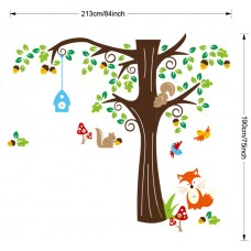 Катерички на дърво
