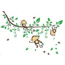 Маймунки на клон