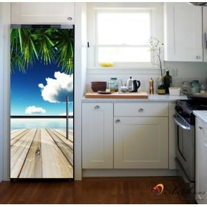 Пано - Море врата 2