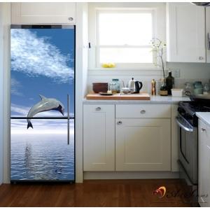 Пано  врата - Делфин