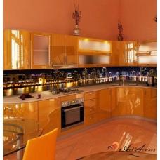 Стикер пано за кухня - Град 1