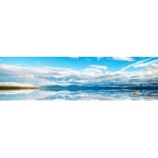 Стикер пано - Езеро