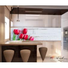 Стикер пано за кухня - Лалета