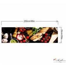 Стикер пано за кухня - Кухня 2