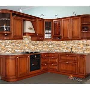 Стикер пано за кухня - Камък 4
