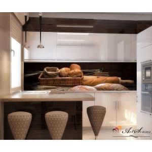 Стикер пано за кухня - Хляб