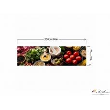 Стикер пано за кухня - Кухня 4