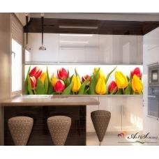 За кухня стикер пано - Лалета 7
