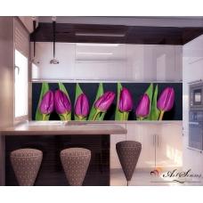 Стикер пано за кухня - Лалета 6