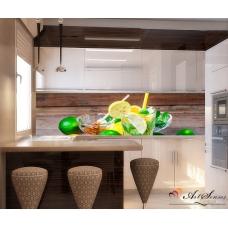 Стикер пано за кухня - Коктейл 6
