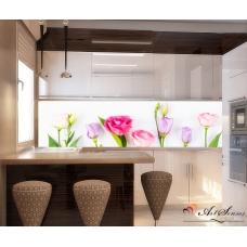 Стикер пано за кухня - Рози 2
