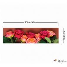 Стикер пано за кухня - Рози 3