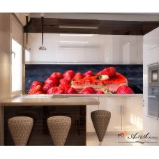 Стикер пано за кухня - Десерт