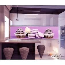 Стикер пано за кухня - Десерт 2