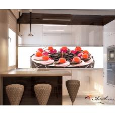 Стикер пано за кухня - Десерт 3