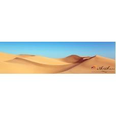 Стикер пано за кухня - Пустиня