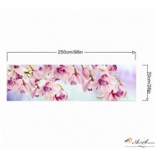 Стикер пано за кухня - Орхидеи 9