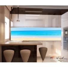 Стикер пано за кухня - Море