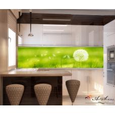 Стикер пано за кухня - Глухарче