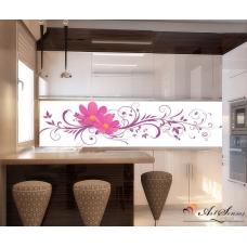 Стикер пано за кухня - Флора 6