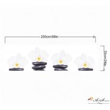 Стикер пано за кухня - Орхидеи 11