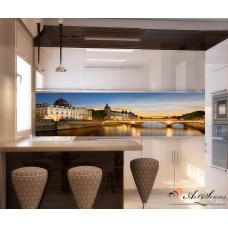 Стикер пано за гръб на кухня - Париж 1
