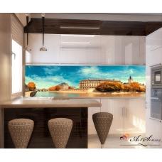 Стикер пано за гръб на кухня - Париж 2