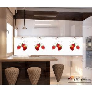 Стикер пано за гръб на кухня - Ягоди