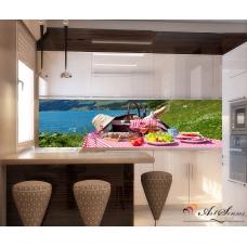 Стикер пано за гръб на кухня - Пикник