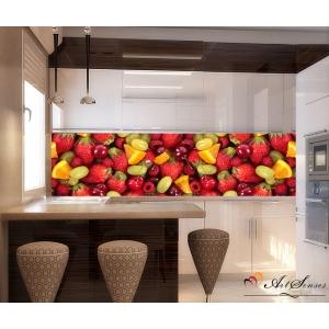 Стикер пано за кухня - Плодове 2